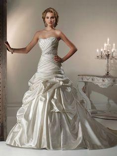 "Maggie Sottero ""Calista"" Ivory size 8 @ For My Wedding $ 750(Originally $1,489) #wedding # dress"