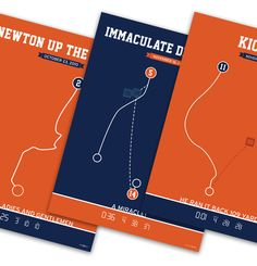 Auburn 3 Pack from Prinstant Replays