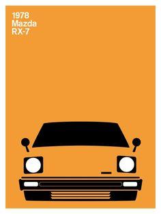Mazda RX-7, 1979 | Pinned by FlanaganMotors.com, Missoula, MT
