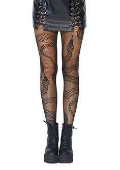62fe3ebb32b Snake net stockings. Fishnet TightsFishnet ...