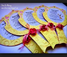 Bella invitaciones