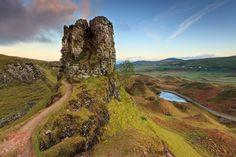 The Fairy Glen, Isle of Skye