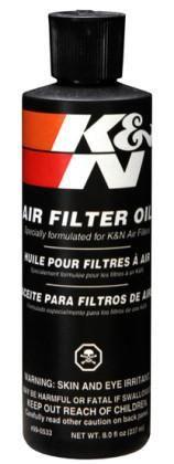 K&N 8 oz. Squeeze Bottle Air Filter Oil
