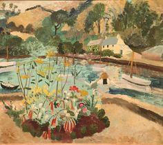 Winifred Nicholson Summer 1928