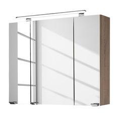 Held Möbel Spiegelschrank Bardolino mit LED Beleuchtung Jetzt