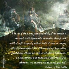 "Quote from ""Outlander"" by Diana Gabaldon"