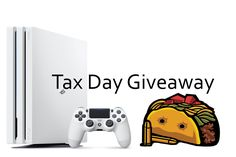 Help me win this PS4 Pro Giveaway from @BulletTacoGames
