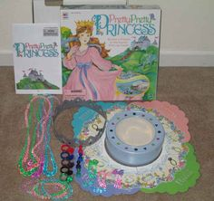 Pretty Pretty Princess | 15 Vintage Board Games That Will Make '90s Kids Nostalgic