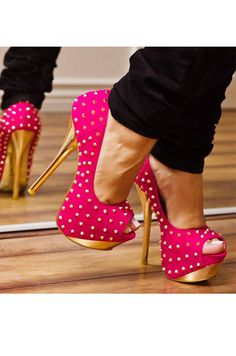 Party heels......... It's party time when I put on my party heels