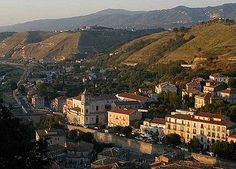 My dream one day is to visit: Accra Cosenza Calabria Italy, where my family came from.