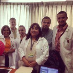 Cumple Dra. Gazca #medicinadeltrabajo #saludeneltrabajo #R1