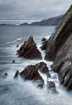 Couminole Strand on Slea Head, Dingle Peninsula, Co. Kerry, Ireland