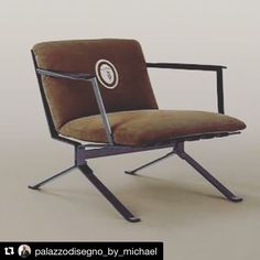 Icon Chair. Trussardi Home designed the icon chair of their collection. My personal favourite I specify in my interiors. X Armchair. #palazzodisegno #trussardihome #xarmchair #icon #chair #available #sydney #boutique #palazzocollezioni