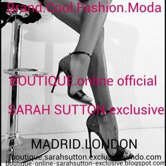 Boutique.online oficial SARAH SUTTON-fashion designer.Madrid.London.