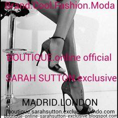Boutique.online oficial SARAH SUTTON-fashion designer.Madrid.London.