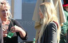 "Jennifer Morrison - Behind the scenes - 6*7 ""Heartless"" - 20 September 2016"