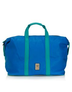 The new and colorful Kardashian Large Holdall Bags in blue is coming to Lipsy London in two weeks! Available for pre order now! Shop this bag and more at Lipsy.co.uk/Kardashian