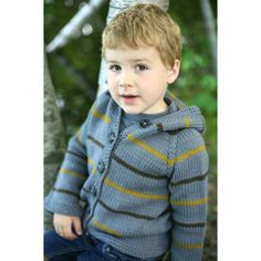 Stormy Day Jacket Knitting pattern by knitbot / Hannah Fettig Free Knitting, Baby Knitting, Knitting Patterns, Boys Sweaters, Cute Sweaters, Turtleneck Style, Cotton Sweater, Long Sleeve Sweater, Diy Clothes