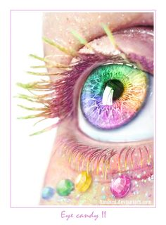 20 Stunning Eyes Photo Manipulations n Digital Artworks gathered from Deviant Art Collections, digital eye art, eye photo manipulations