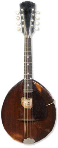 Gibson Army-Navy Mandolin. Photo credit: Eldelry Instruments.