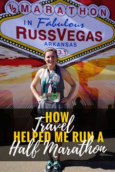 Three months ago, I could barely run half a mile without stopping. April 23, I ran my first half marathon. Every stride I took was thanks to my insatiable, incurable passion for traveling. Let me tell you how travel helped me run a half marathon.