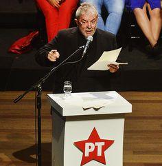 Lula em FEV 2015
