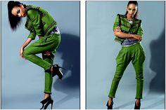Ankara Pants for Models 2015 - #1 Nigeria Style Blog