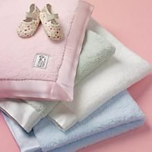 Baby Blankets: Baby Soft Chenille Blanket in Baby Quilts & Blankets | The Land of Nod