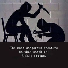 The most dangerous creature..