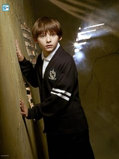 "Once Upon A Time S1 Jared Gilmore as ""Henry Mills"""