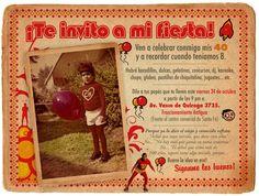 Idea para celebrar los 40 - El Chapulin Colorado!  Como dice el viejo y conocido refran... siganme los buenos.