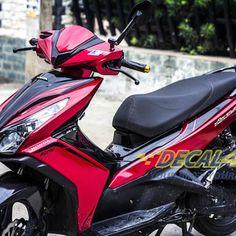 Tem xe Honda Airblade 125 – 018 – Tem xe concept Matte Black Air Blade, Matte Black, Motorcycle, Concept, San, Motorcycles, Motorbikes, Choppers