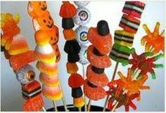 ♡ it! Halloween Candy Shish-Kabobs!