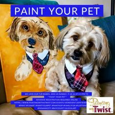 7 Best Paint Your Pet Images On Pinterest Paint Your Pet Painting
