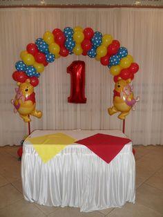 Balloon - semi arch