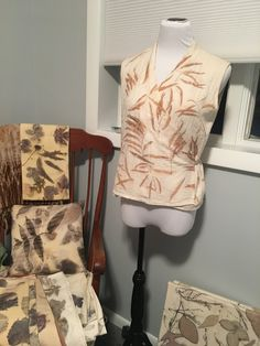 Natural Cushions, Printing, Textiles, Plant, Create, Projects, Clothes, Design, Log Projects