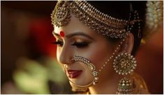 Check out some amazing Bridal makeup looks. From Bold to shimmery. Bridal makeup Bridal makeup game Bridal makeup kit Bridal makeup Indian Bridal makeup of India Bridal makeup video Bridal makeup Bengali Bridal Makeup Tips, Indian Bridal Makeup, Bridal Makeup Looks, Indian Wedding Jewelry, Wedding Makeup, Bridal Jewelry, Wedding Hair, Wedding Blog, Bridal Hair