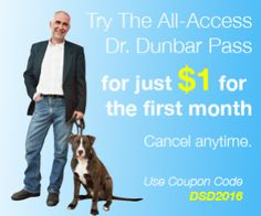 Use Coupon Code DSD 2016 to get your first month of the Dr. Dunbar All Access Pass for $1