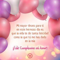 Happy Birthday Ecard, Happy Birthday My Love, Happy Birthday Messages, Birthday Images, Birthday Quotes, Birthday Greetings, 30th Birthday, Birthday Ideas, Happy Mother Day Quotes