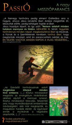 11. A nagy misszióparancs