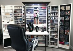 Amazing storage for small spaces!