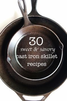 Candy & Savory: 30 Forged Iron Skillet Recipes Native Savour.  Have a look at more by going to the image