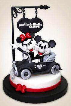 Torte Minnie 21
