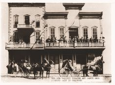 The touring troupe would always remember that night in Deadwood, Dakota Territory, when Calamity Jane came to see them […] Oskaloosa Iowa, Deadwood South Dakota, Dodge City, Brass Band, Child Actors, Dance Hall, Historical Society, Historian, Touring
