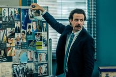 Critically acclaimed Australian actor Noah Taylor stars as Detective Nick Manning in the highly-anticipated SBS Drama Deep Water.