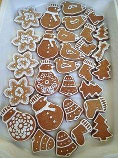 Gingerbread Cookies, Erika, Advent, Desserts, Food, Gingerbread Cupcakes, Tailgate Desserts, Deserts, Essen