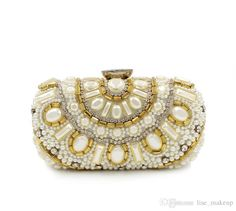 lise_makeup provides the most fashionable designer handbag and cool cute handbags, the small handbags are the best 2016 european and american heavy nude color diamond beaded evening bag beaded clutch evening bag upscale bride pack item to show your elegant and grace.