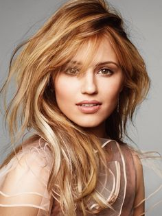 Diana Agron - (she caught my eye in a couple of movies...)