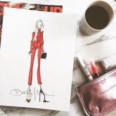"""{ red  }  #shopdallasshaw"""