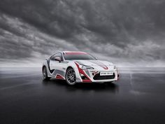 Toyota Motorsport GmbH (TMG) Unveils 'GT86 CS-R3 Rally Car'
